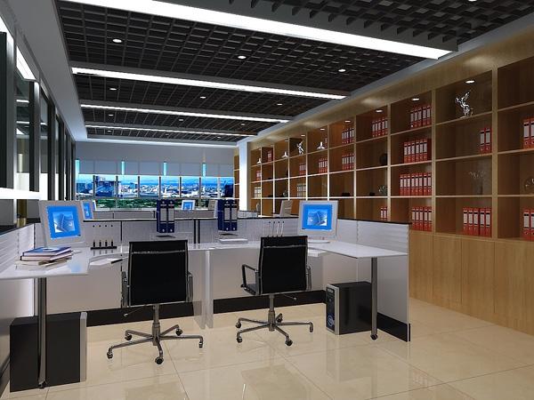 戈斯曼酒庄-办公楼装修(图9)